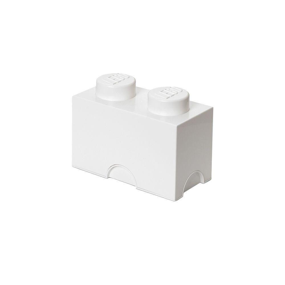 Система хранения 2 кубик LEGO белый