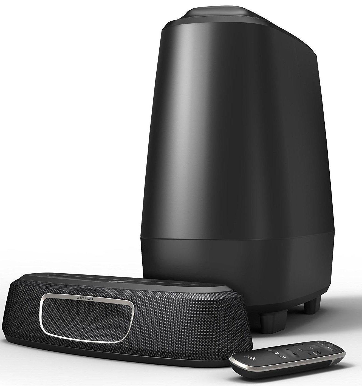 Polk Audio MagniFi Mini компактный саундбар для домашнего кинотеатра