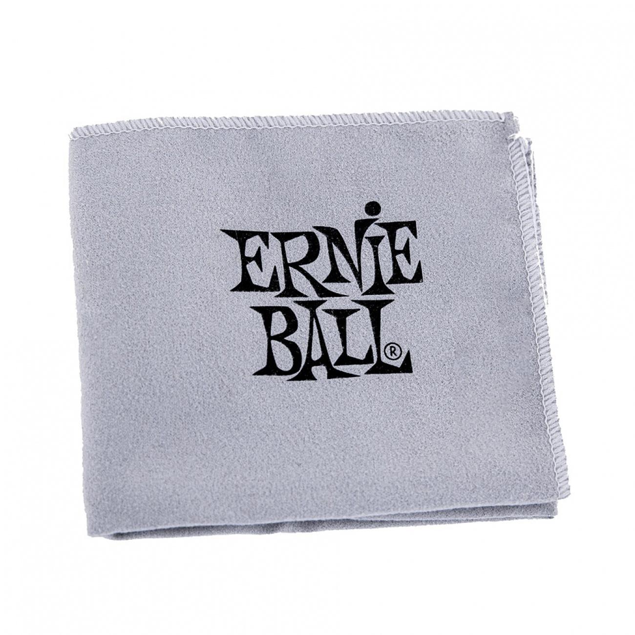 Салфетка полировочная Ernie Ball 4220 педаль эффектов ernie ball 250k mono volume pedal