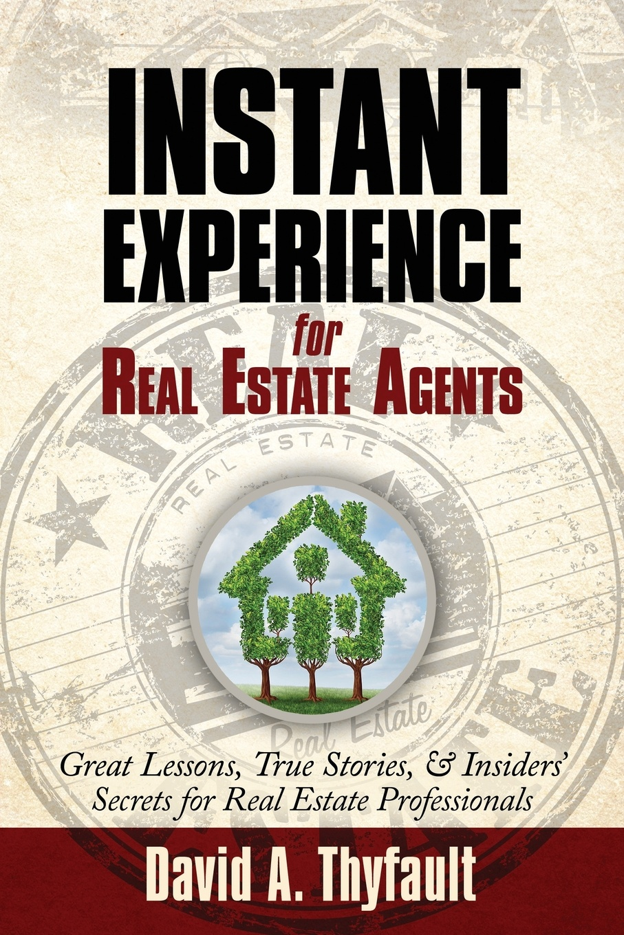 David a. Thyfault Instant Experience for Real Estate Agents staff as change agents