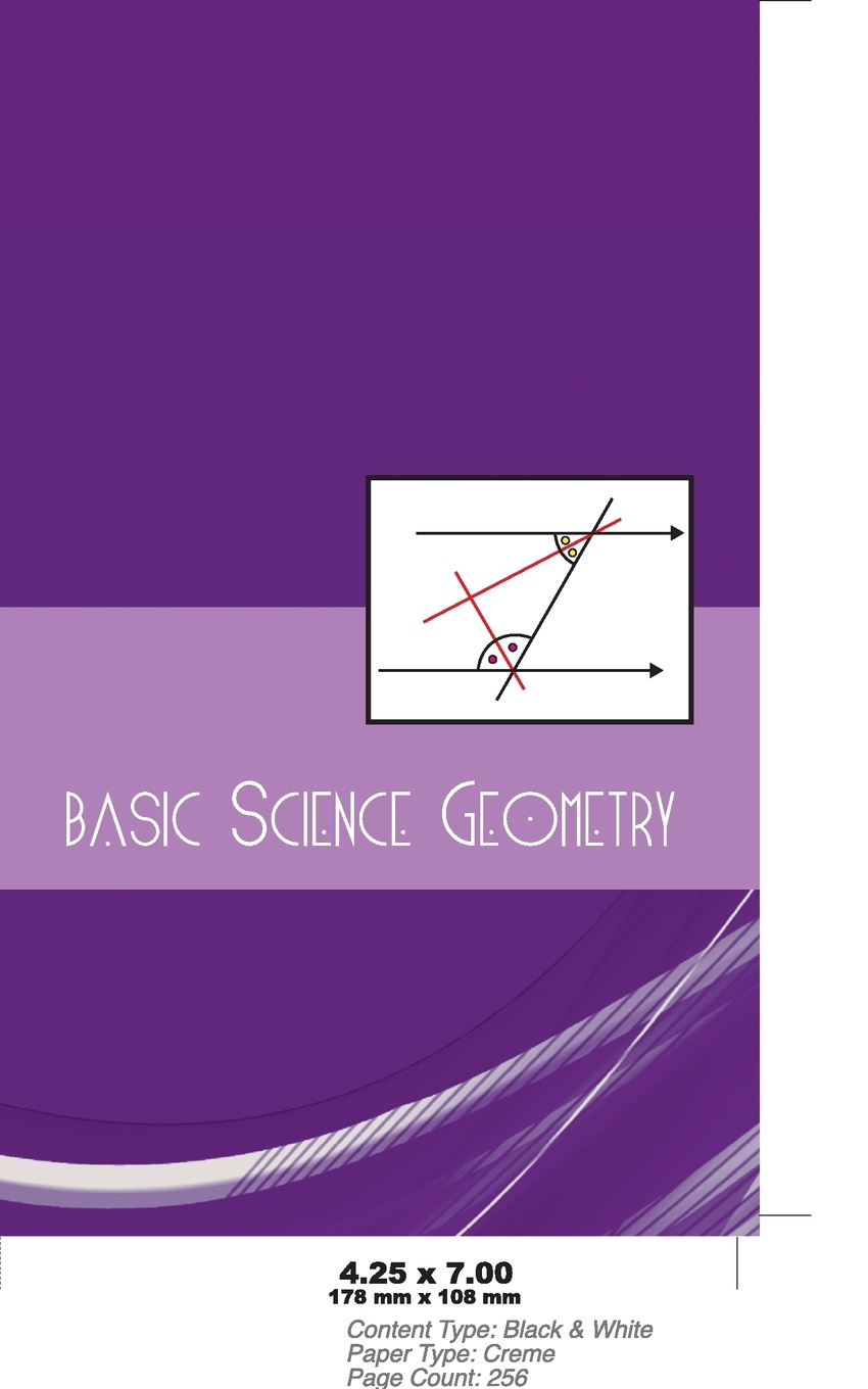 Terry OBrien Basic Science. Geometry