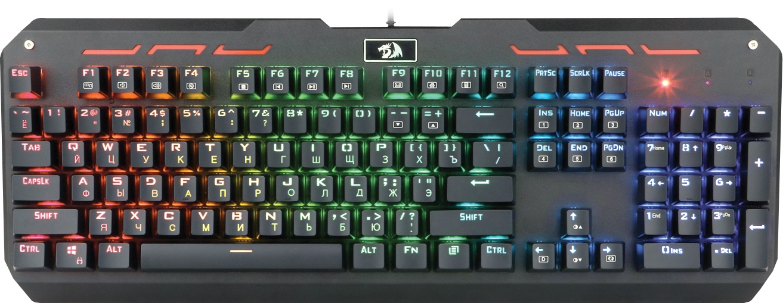 Механическая клавиатура Redragon Varuna RU,RGB, Full Anti-Ghosting