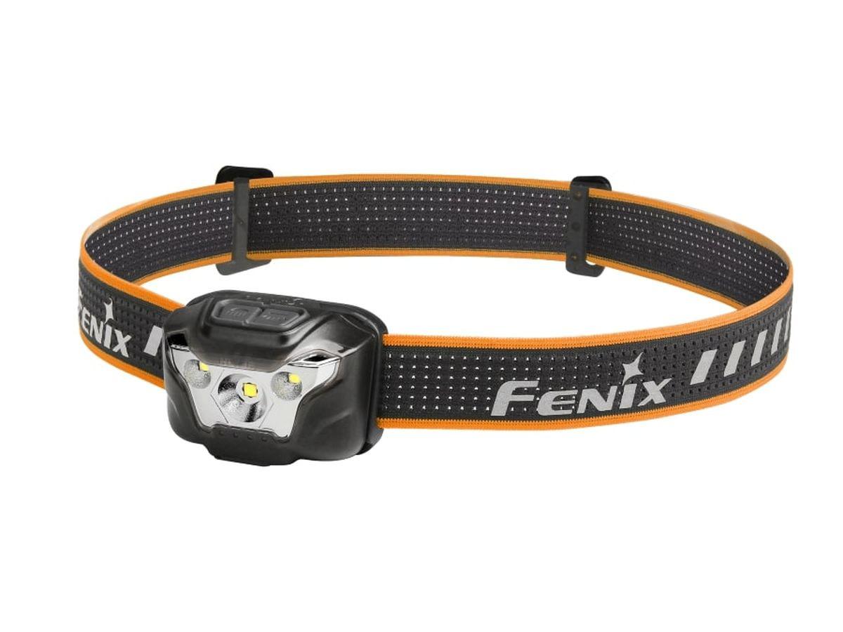 Налобный фонарь Fenix HL18Rbk, черный