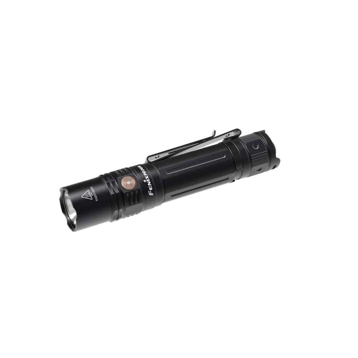 Ручной фонарь Fenix PD36R, черный