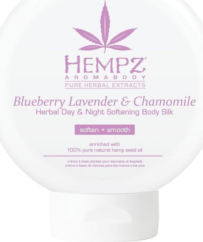 Молочко косметическое Hempz Blueberry Lavender & Chamomile Herbal для лица и тела, смягчающий, 250 мл для лица ромашка и лимон что даст