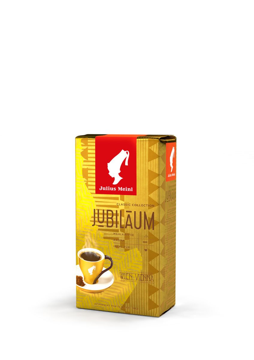 Кофе молотый Julius Meinl Юбилейный Классическая Коллекция, 500 г