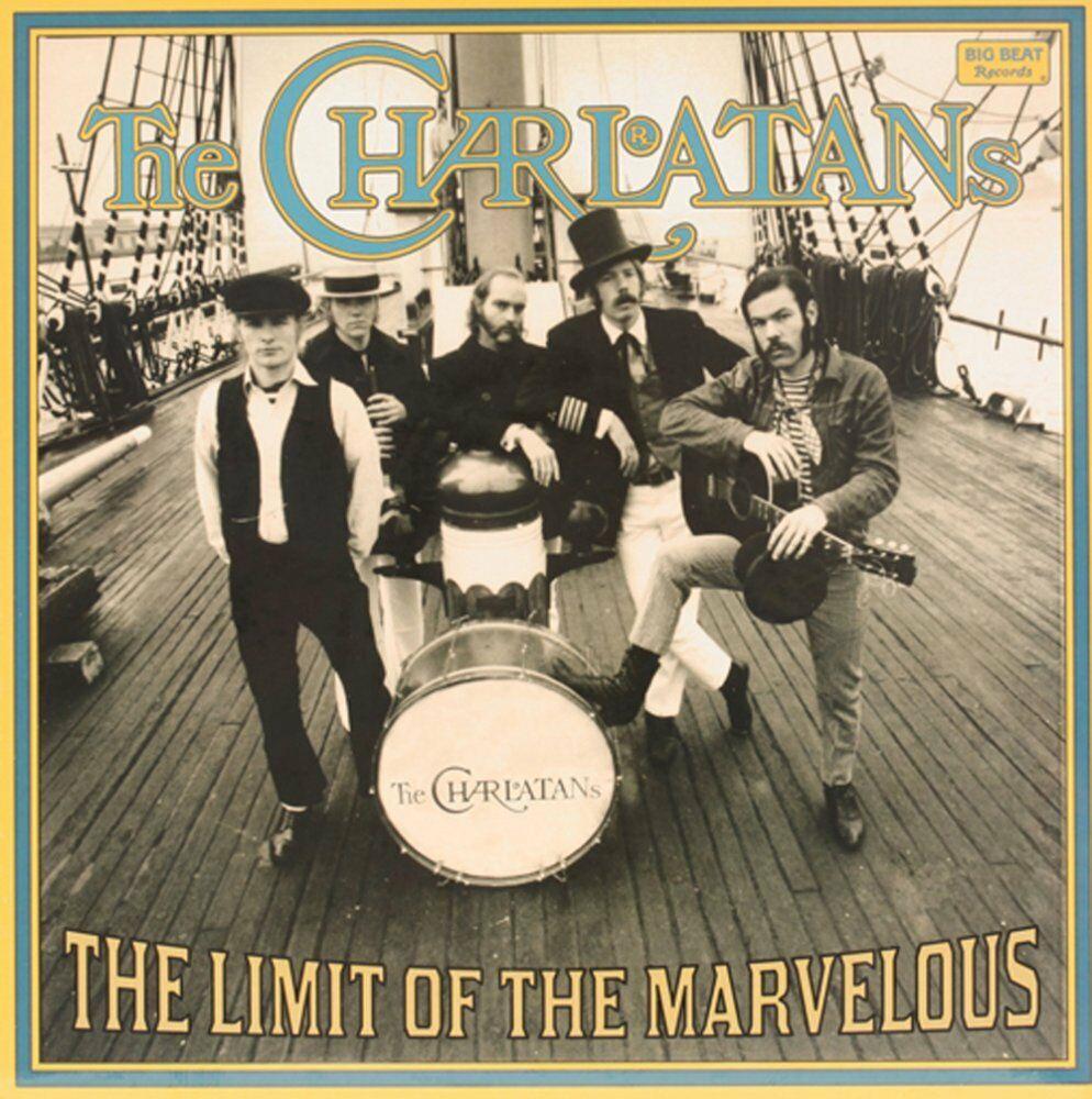 Charlatans. The Limit Of Marvelous (LP)