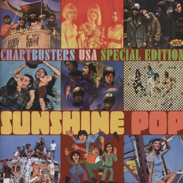 Various Artists. Chartbusters USA: Special Sunshine Pop Edition