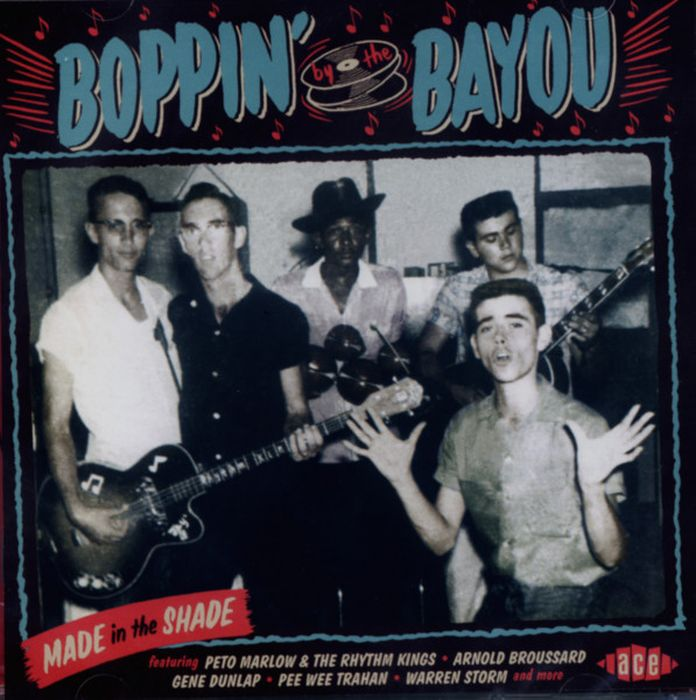 Various Artists. Boppin By The Bayou - Made In Shade