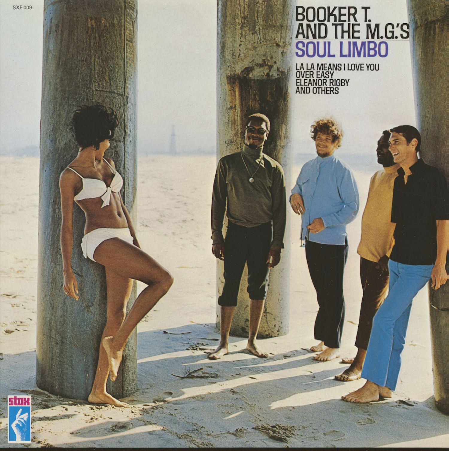 Booker T & The Mgs. Soul Limbo (LP) цена