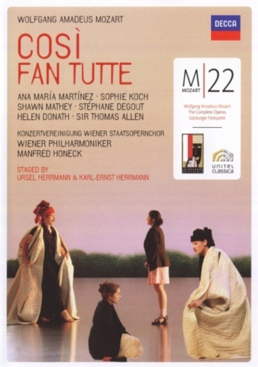 Wiener Philharmoniker. Mozart: Cosi Fan Tutte (2 CD)