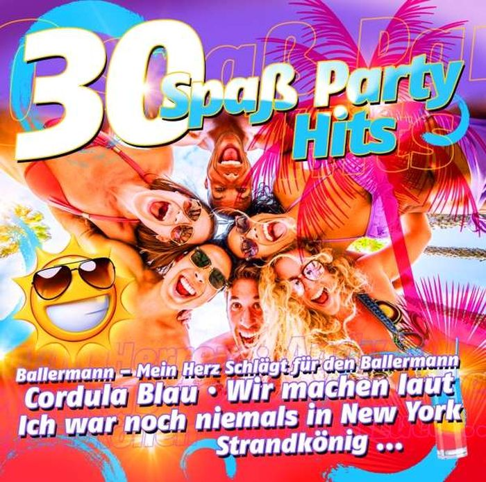 30 Spass Party Hits (2 CD) public viewing party hits 2 cd