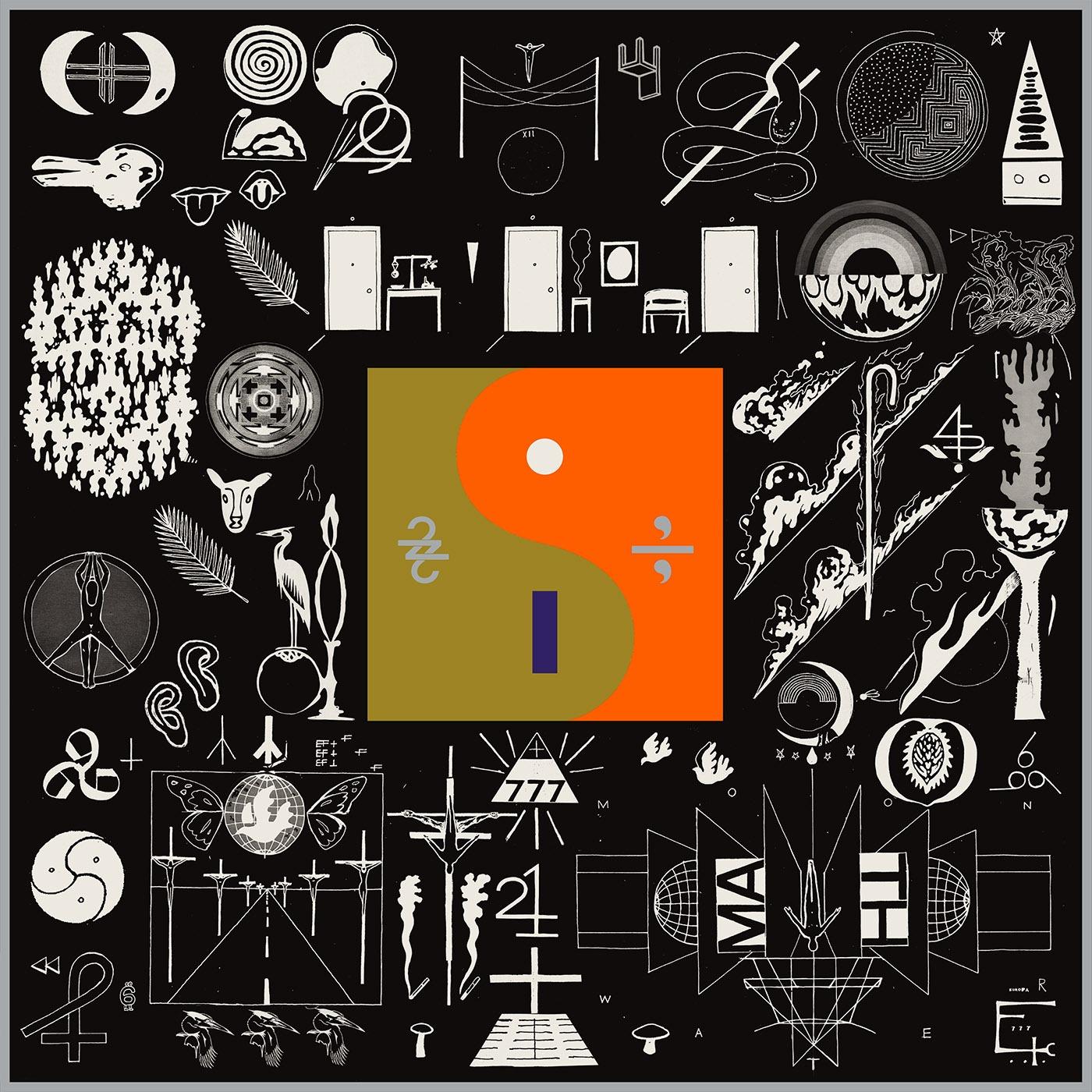 Bon Iver. 22 A Million (LP)