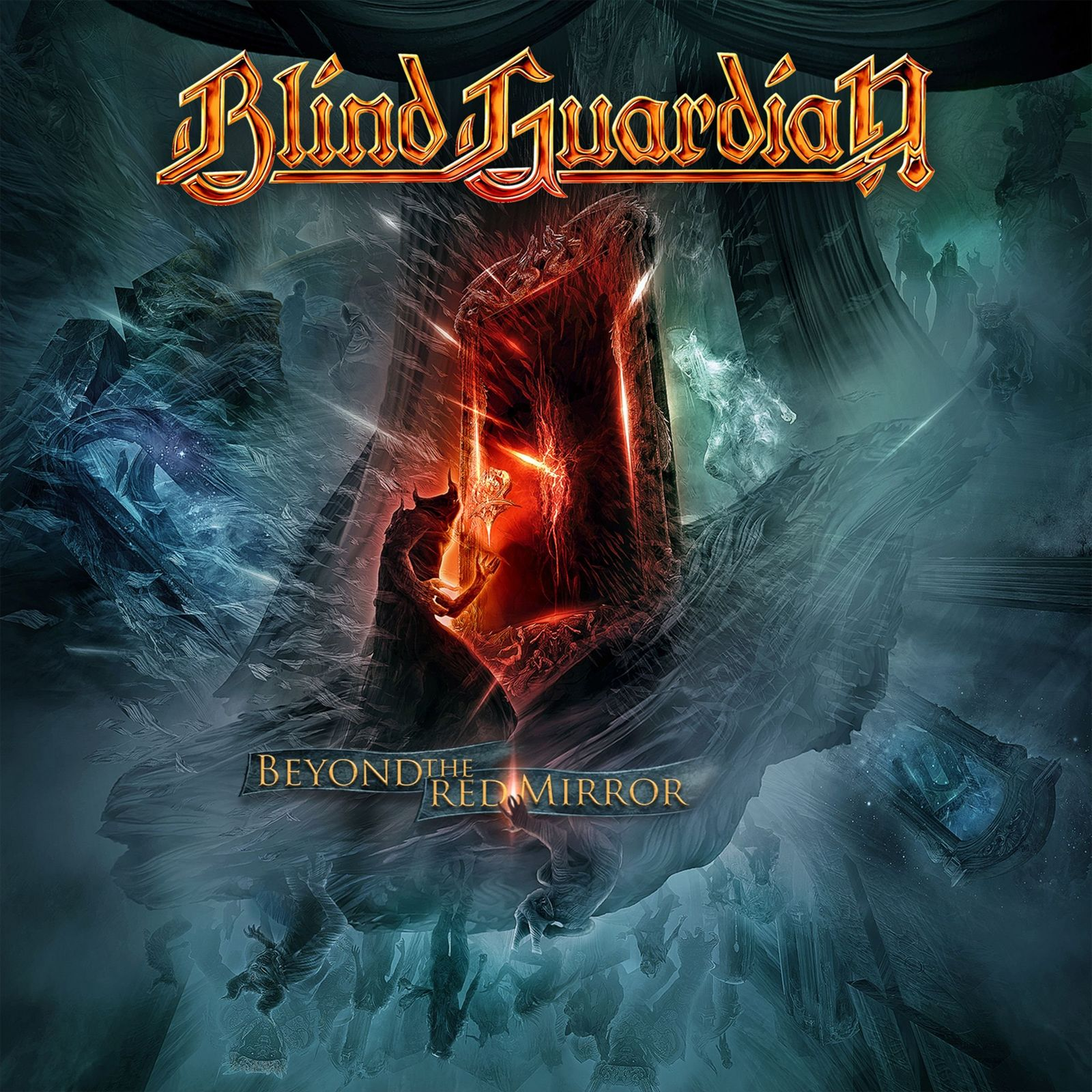Blind Guardian Blind Guardian Beyond The Red Mirror