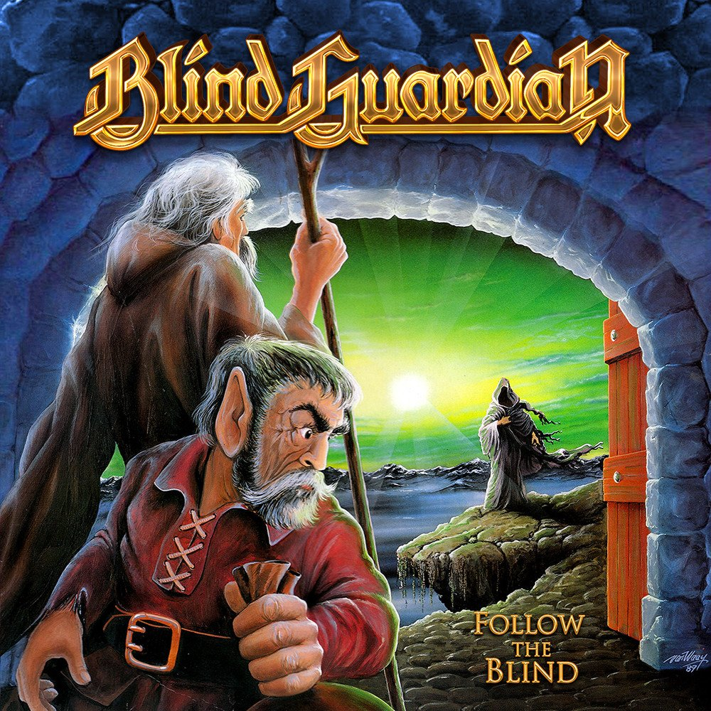 Blind Guardian Blind Guardian. Follow The Blind (Black Vinyl) (LP) blind guardian blind guardian follow the blind white vinyl lp