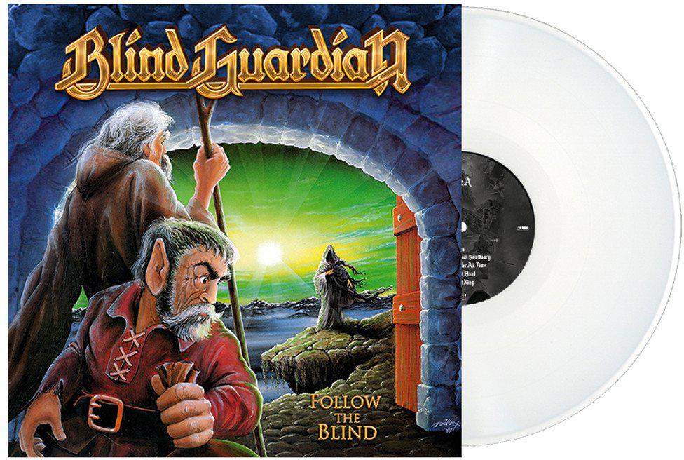 Blind Guardian Blind Guardian. Follow The Blind (White Vinyl) (LP) blind guardian blind guardian follow the blind white vinyl lp