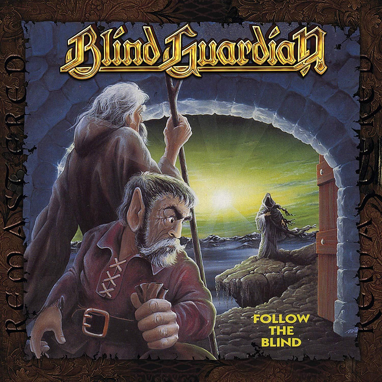 Blind Guardian Blind Guardian. Follow The Blind (Picture Vinyl) (LP) blind guardian blind guardian follow the blind white vinyl lp