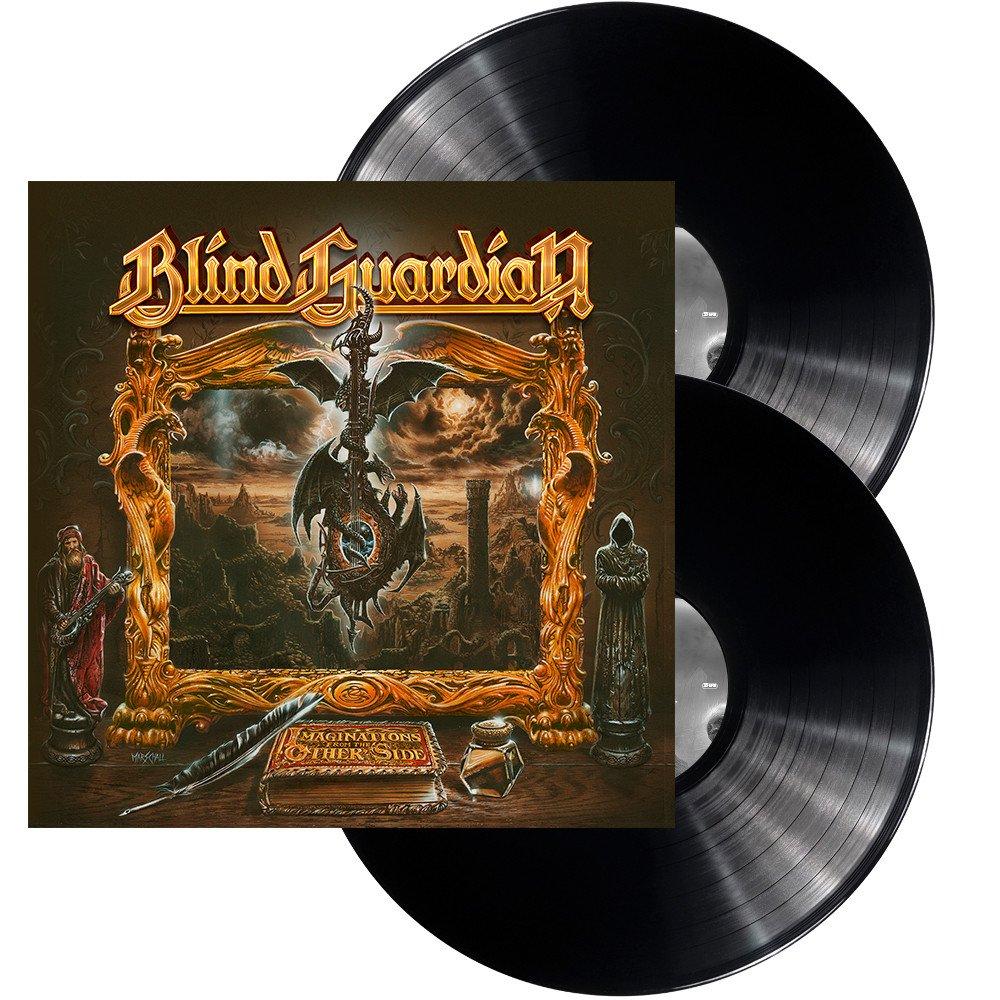 Blind Guardian Blind Guardian. Imaginations From The Other Side (Black Vinyl) (2 LP) blind guardian blind guardian follow the blind white vinyl lp