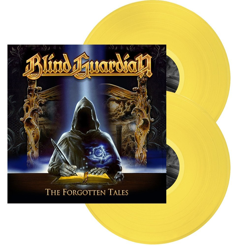 Blind Guardian Blind Guardian. The Forgotten Tales (Yellow Vinyl) (2 LP) blind guardian blind guardian follow the blind white vinyl lp