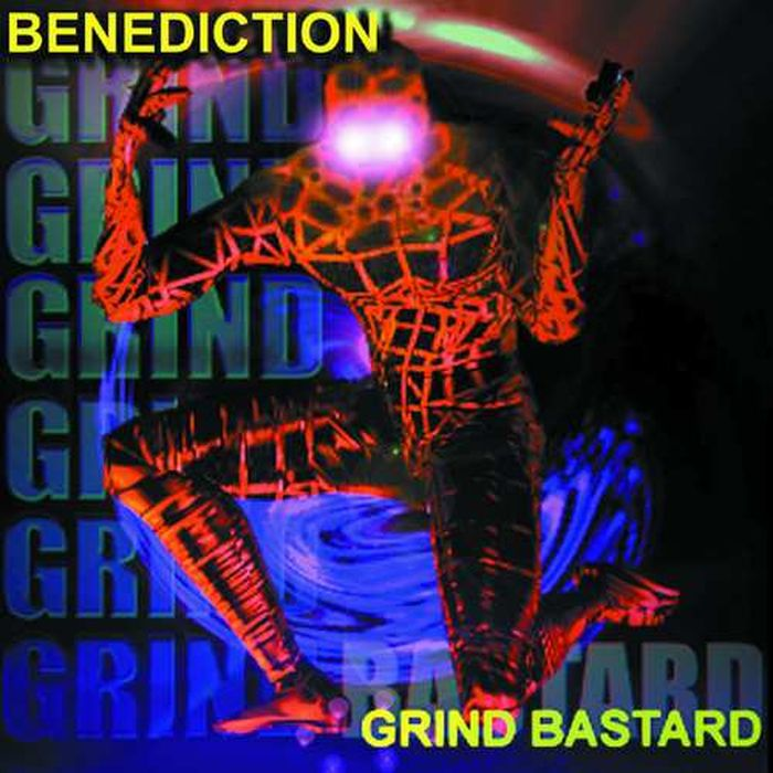 Benediction Benediction. Grind Bastard (2 LP + CD) аксессуар наконечники wacom pen bamboo nibs ack 20401w white
