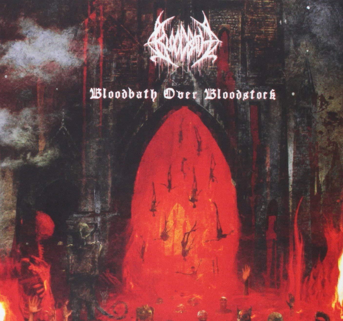 Bloodbath. Bloodbath Over Bloodstock (2 CD + DVD)