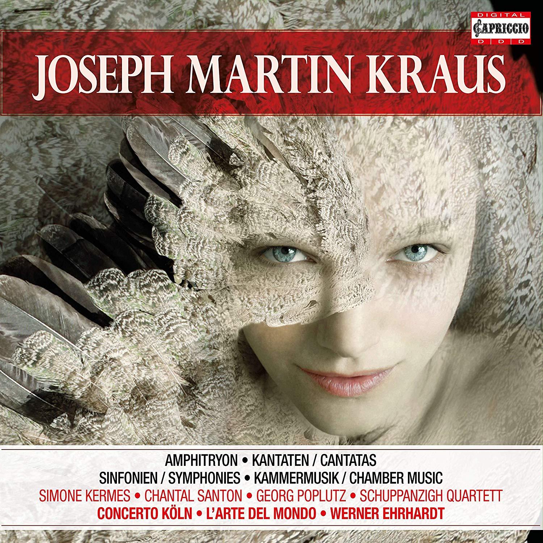 Joseph Martin Kraus (5 CD)