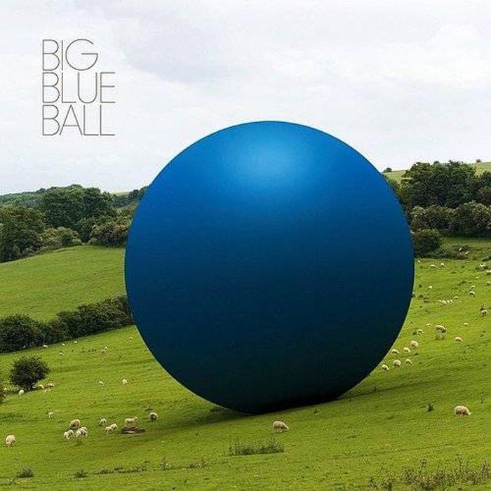 Big Blue Ball Ball. (CD)