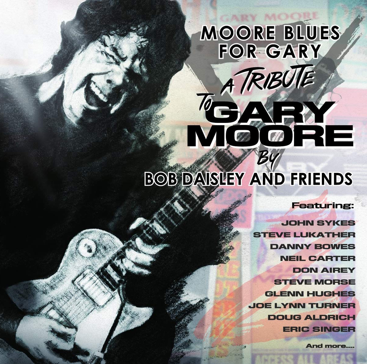 Bob Daisley & Friends. Moore Blues For Gary-A Tribute To Gary Moore цена в Москве и Питере