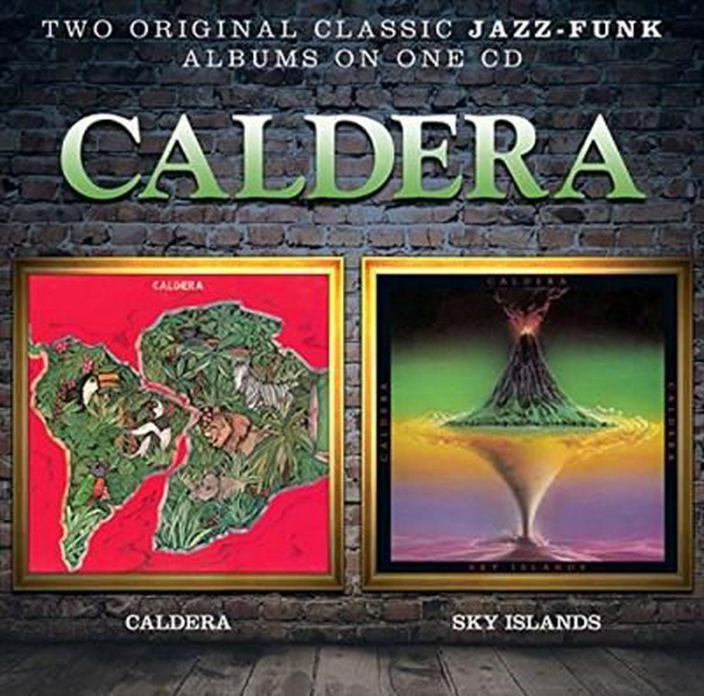 Caldera. Caldera / Sky Islands
