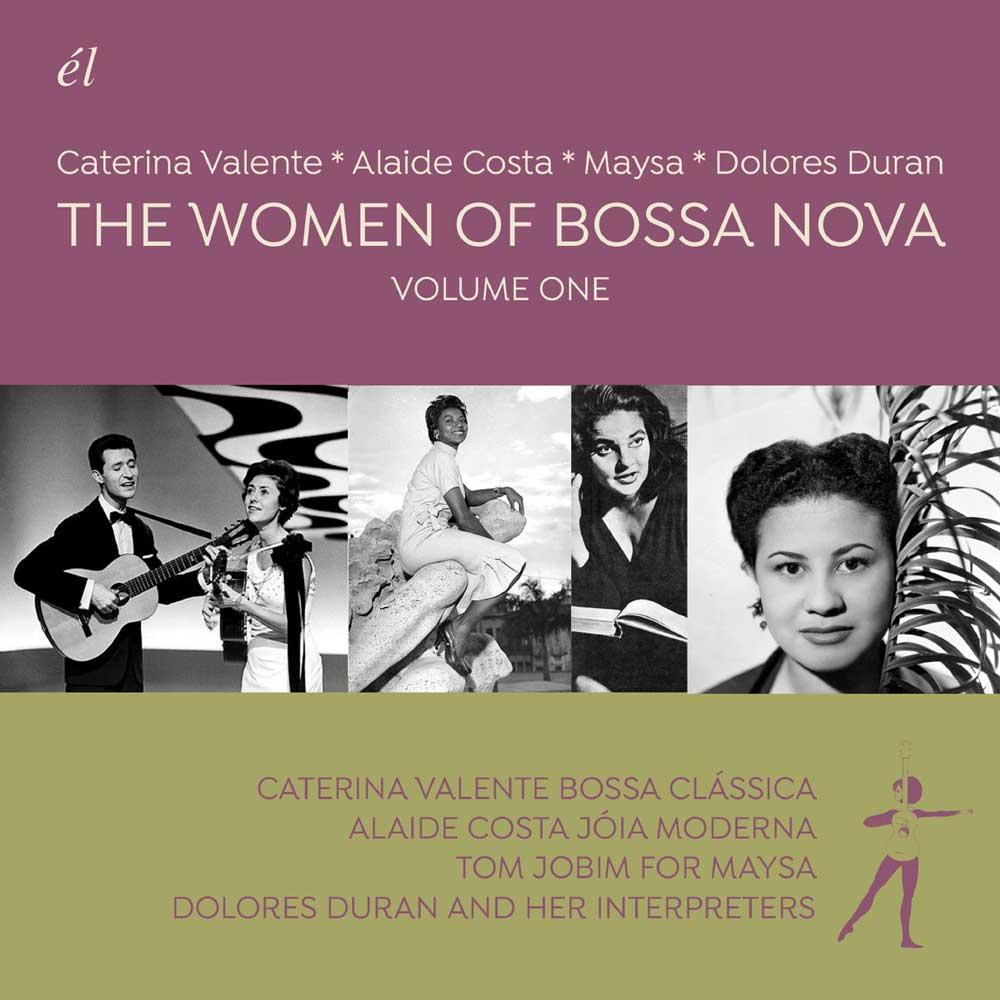 Caterina Valente, Alaide Costa, Maysa, Dolores Duran.The Women Of Bossa Nova Vol.1 (2 CD)