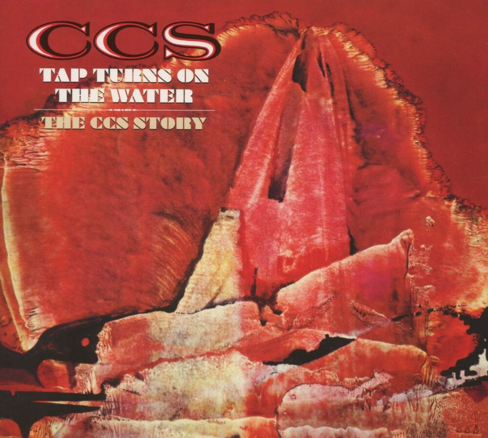 C.C.S..Tap Turns On The Water: C.C.S. Story (2 CD)