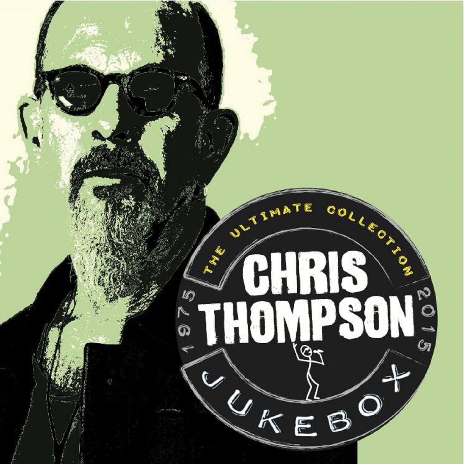Chris Thompson. Jukebox: The Ultimate Collection (2 CD) цена 2017