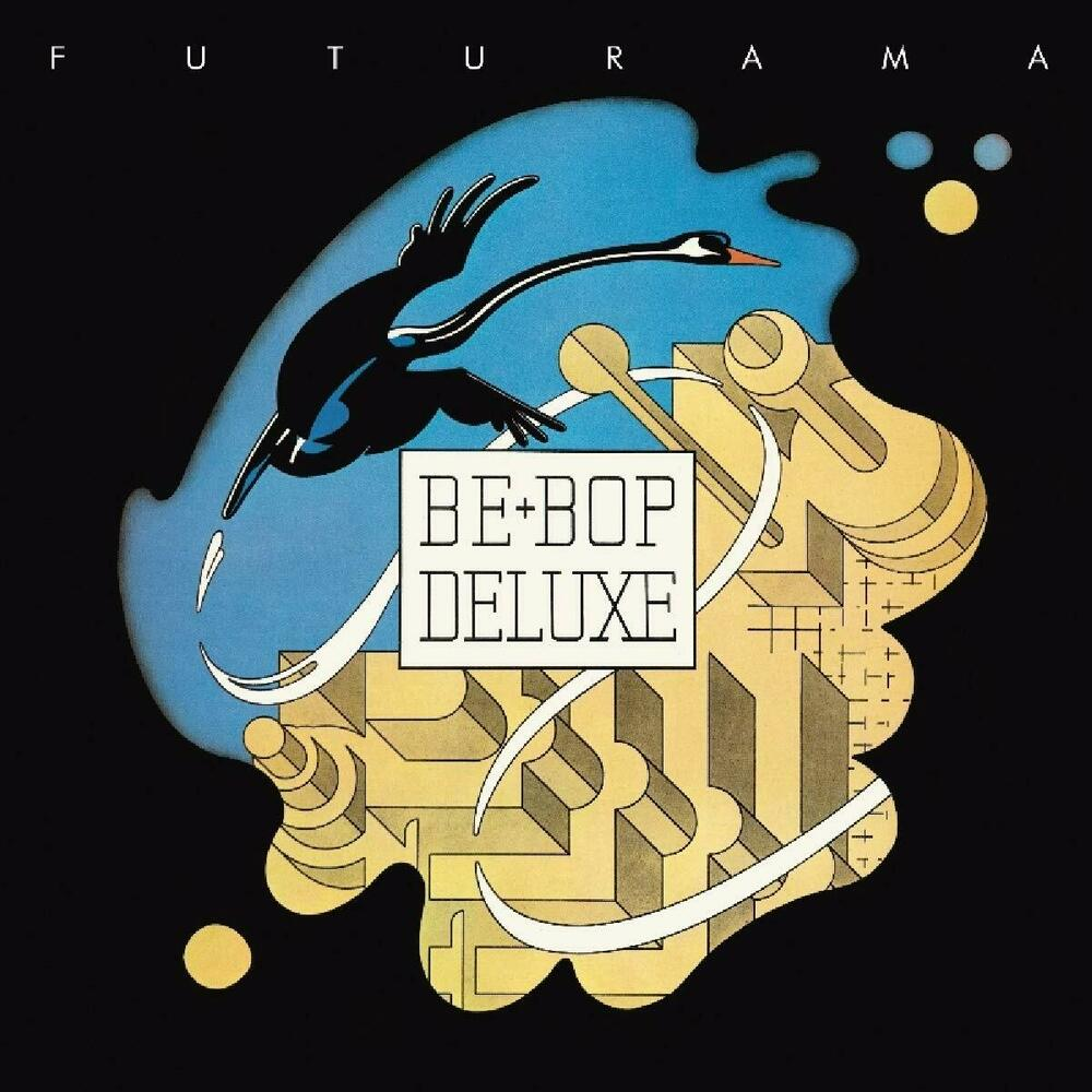 Be Bop Deluxe Be Bop Deluxe. Futurama. Remastered & Expanded Edition (2 CD) multiversity deluxe edition