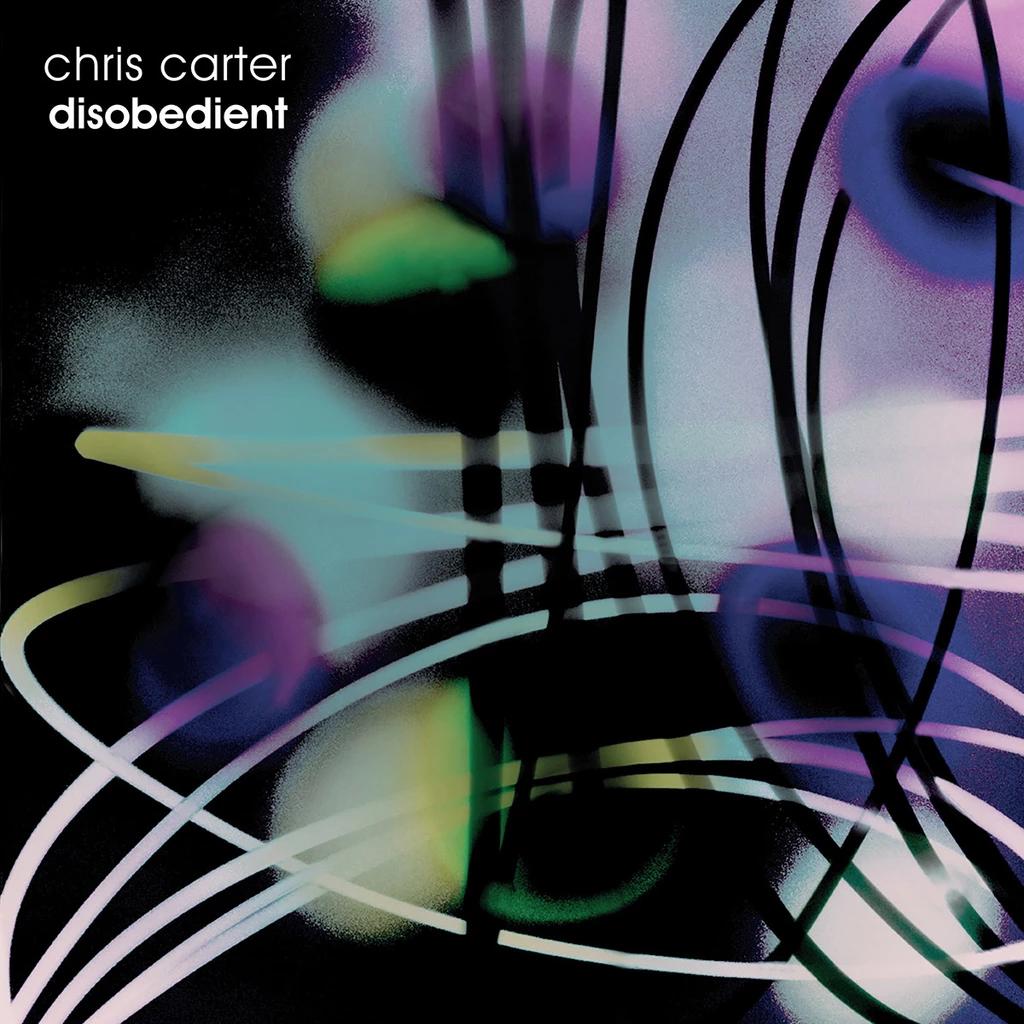 Chris Carter. Disobedient (2 LP)