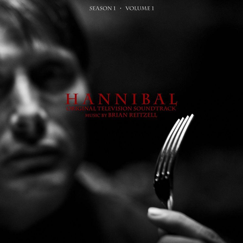 Brian Reitzell. Hannibal Season 1 Volume 1. The Original Motion Picture Soundrack (2 LP)