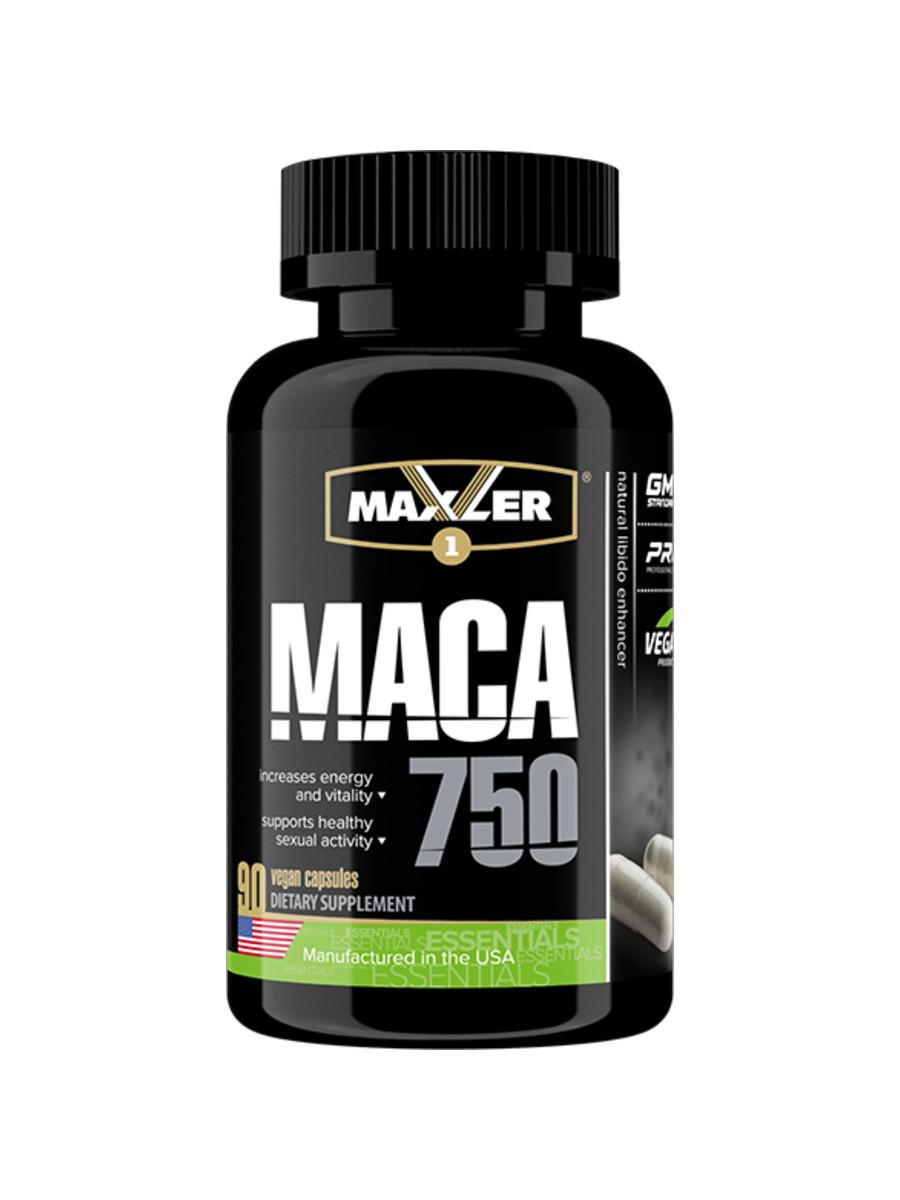 Добавка Maxler Maca 750, 90 вегетарианских капсул