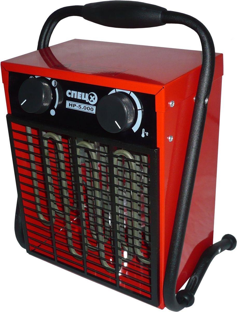 Тепловентилятор Спец HP-5.000, красный