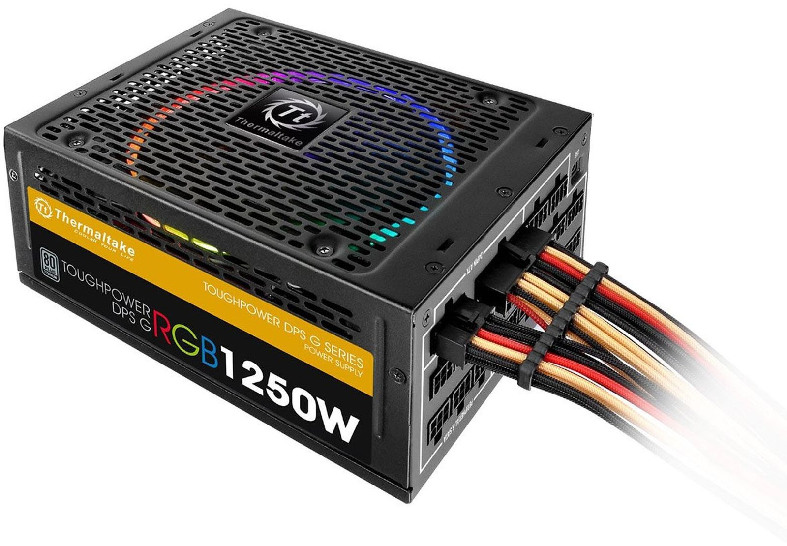 Блок питания компьютера Thermaltake Toughpower PS-TPG-1250DPCTEU-T 1250 W