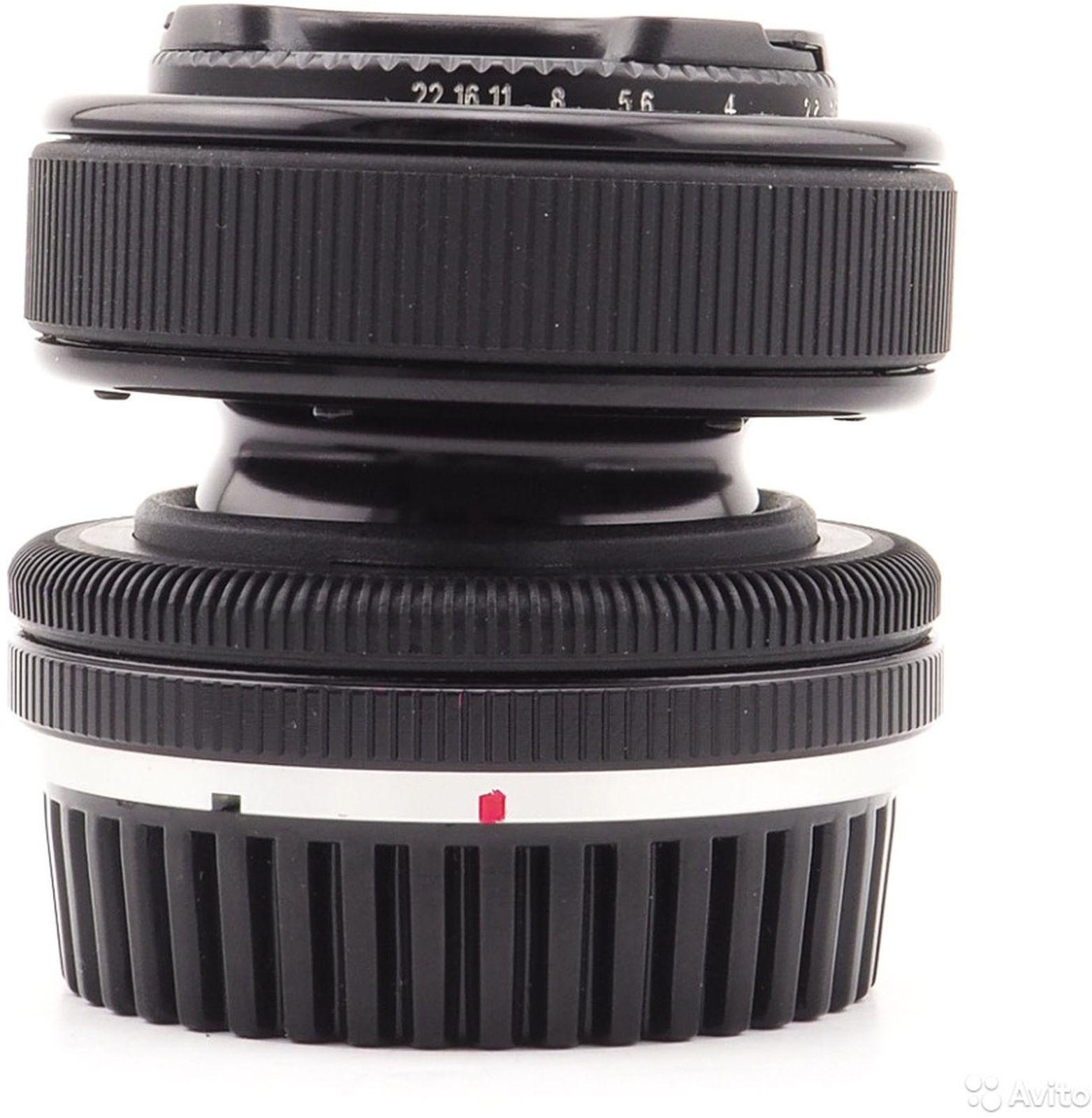 Объектив Lensbaby Composer Pro With Sweet 35 для Sony/Minolta A, черный