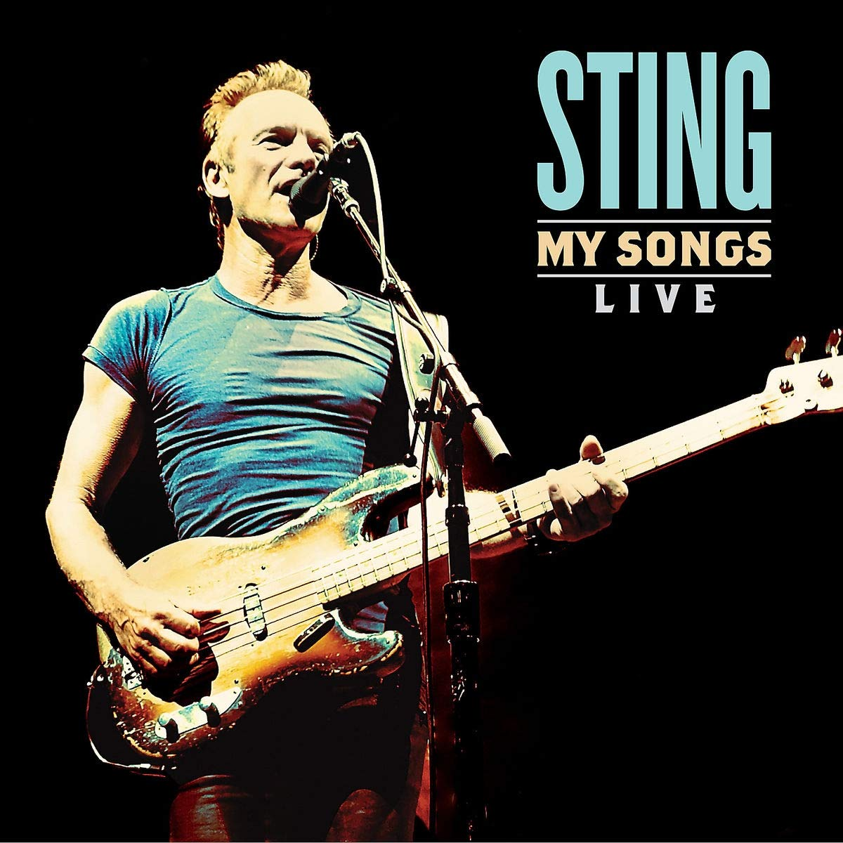 Sting. My Songs Live (2 LP)