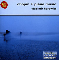 Владимир Горовиц Chopin. Piano Music. Vladimir Horowitz