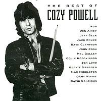 Кози Пауэлл Cozy Powell. The Best Of Cozy Powell powell peralta дека для скейтборда powell peralta skull