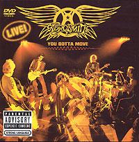 Фото альбома Aerosmith. You Gotta Move (CD+DVD)
