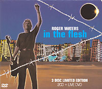 Роджер Уотерс Roger Waters. In The Flesh (2 CD + DVD) (Limited Edition)