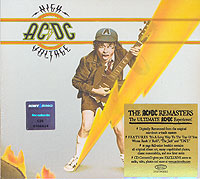 AC/DC AC/DC. High Voltage оптимальный вариант оптимальный вариант рок и лирика рок коллекция