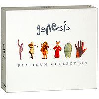 Genesis. Platinum Collection (3 CD)