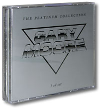 Гэри Мур Gary Moore. The Platinum Collection (3 CD) gary moore gary moore after hours