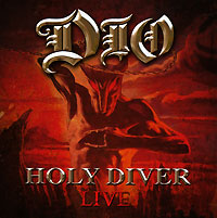Dio Dio. Holy Diver. Live (2 CD) dio holy diver live blu ray