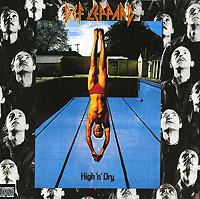 """""""Def Leppard"""" Def Leppard. High 'n' Dry"""