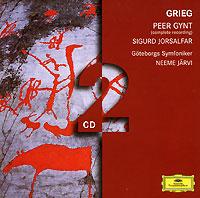 Барбара Бонни,Марианна Эклоф,Урбан Мальмберг,Карл Холмгрин Grieg. Peer Gynt. Sigurd Jorsalfar (2 CD) basharat peer curfewed night
